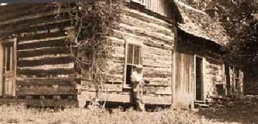 Harrison Cabin Wayah Valley