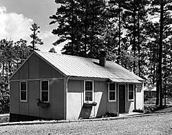 Original Home of Hiwassee School