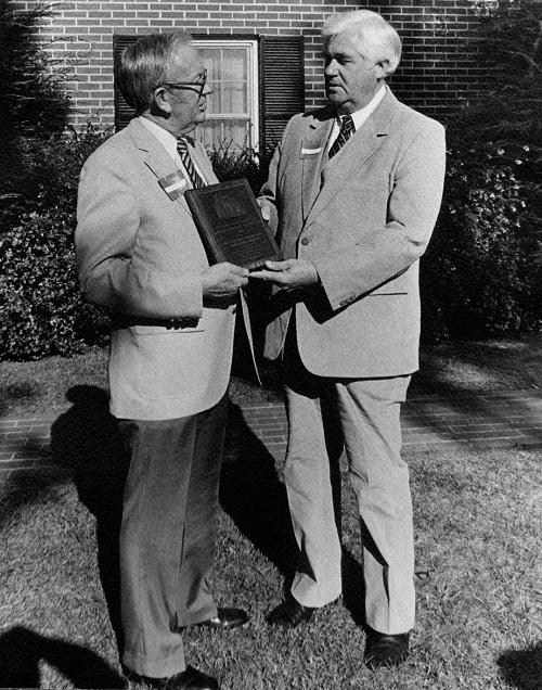 Mountain Heritage Award Recipients 1981