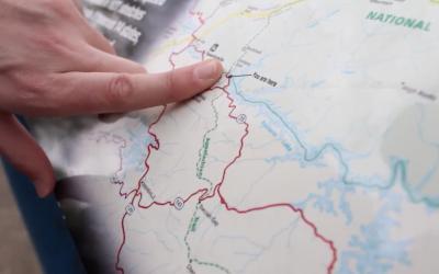 Appalachian Trail Through Hikers
